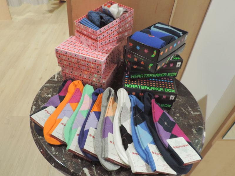 Bunte Socken von Mode Neher Feine Wäsche